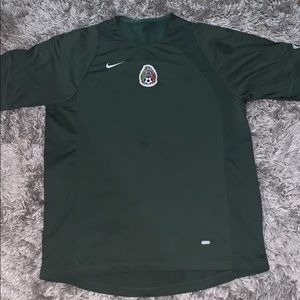 Nike Mexico national team tee shirt